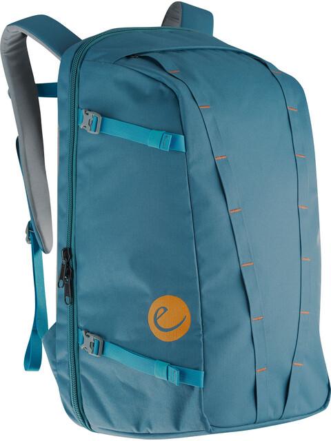 Edelrid Rope Rider Bag 45 Climbing Backpack blue